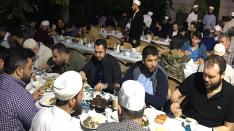 Hane-i Saadette iftar daveti