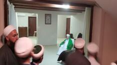 İhvan ve muhibbanlar Kadir gecesinde Efendi hazretlerimizi ziyaret ettiler