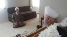 İnegöl Vekili Ahmed İslamoğlu Hocaefendi`nin ziyareti...