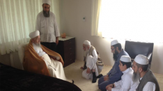 Medine-i Münevvereden misafirler Efendi Hazretlerimizi ziyaret ettiler