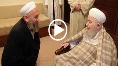 Mehmed Talu Hocamızın Sualine Efendi hazretlerimiz `ÇOK ŞÜKÜR` buyurdular