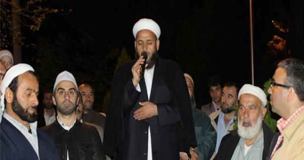 Adem Şener Hoca Efendinin Hac Dönüşü Yuşa (A.S.)`da düzenlediği Dua ve Sohbet Programı