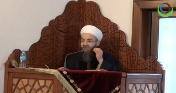 Cübbeli Ahmed Hoca Efendi Bandırma Sohbeti