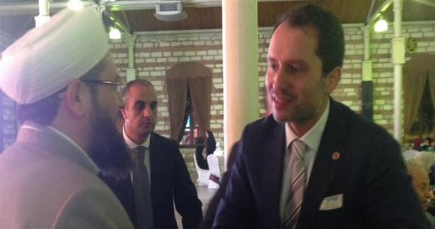 Erbakan Vakfının iftar daveti
