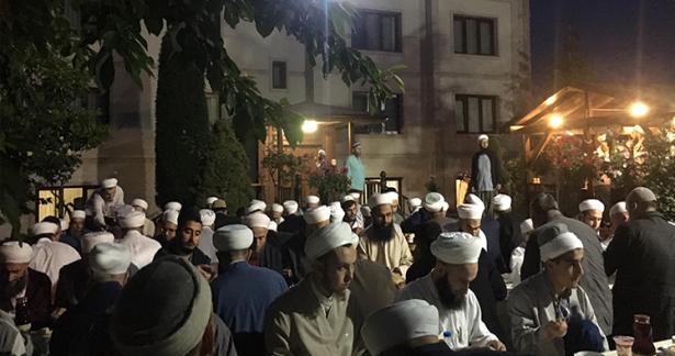 Hane de iftar daveti