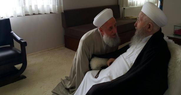 İnegöl Vekili Ahmet İSLAMOĞLU Hocaefendi, Sultanımızı ziyaret etti
