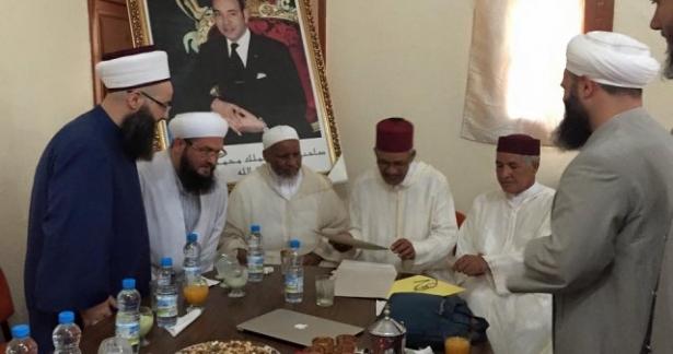 Mahmud Efendi Hazretlerinin üst kurul olan Hükema Meclisine `Asli Aza` olarak tayin edildiğine dair resmi belge