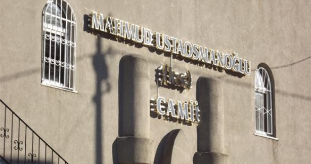 Mahmud Ustaosmanoğlu (k.s.) Camii Hizmete Başladı