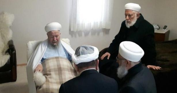 Nedim Payalan ve Mahmut Şevket Ustaosmanoğlu hocaefendiler