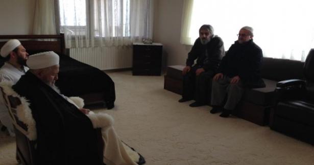 Salih Mirzabeyoğlu`ndan ziyaret