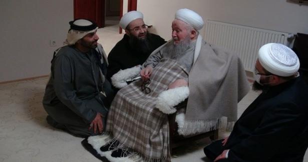 Şeyh Ahmed Hazrecî Hazretleri`nden Ziyaret