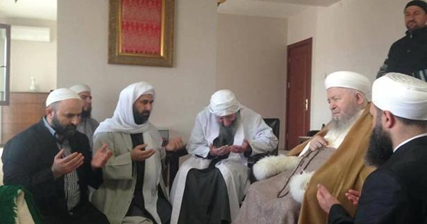 Seyyid Muhammed Naci Hazretleri, Hakk`ın rahmetine kavuşmuştur.