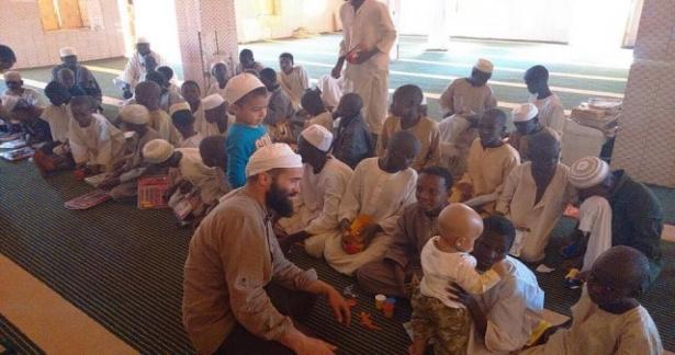 Sudanda yardım faaliyetleri