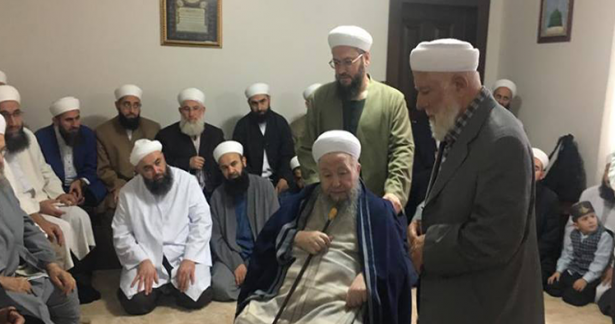 Türkiye genelinde görev yapan vekil hocaefendilerden ziyaret
