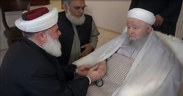 Ulema`dan Efendi Hazretlerimiz`e ziyaret