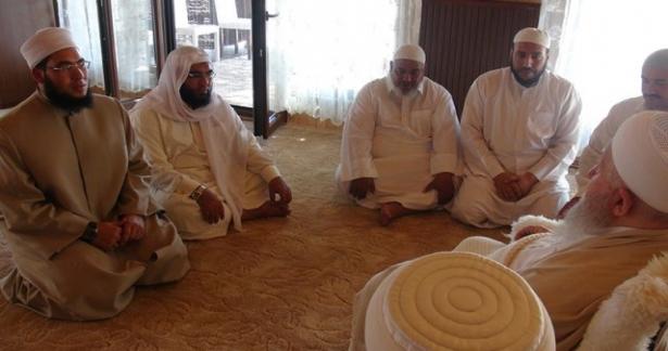 Yusuf El-Kardavi'nin Çalışma Arkadaşlarından Ziyaret