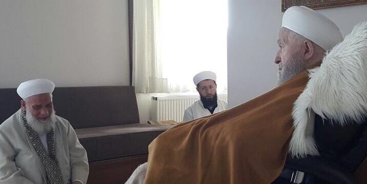 Mustafa Ekin hocaefendi ziyareti