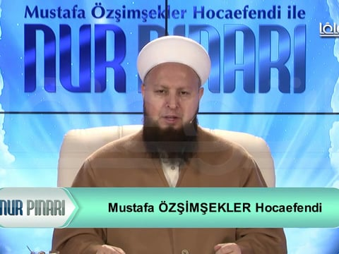 Mustafa Özşimşekler Hoca- Ölümü Hatırlamak (12-01-2016)